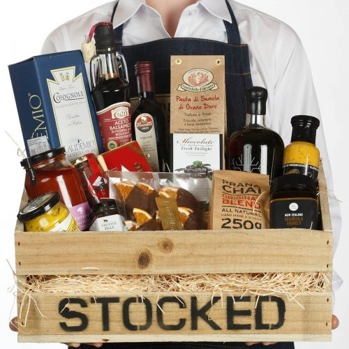 Stocked Hamper Deluxe