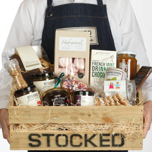 Stocked Hamper Festive