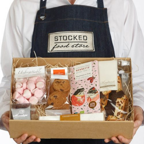 Stocked Hamper Sweet Treats